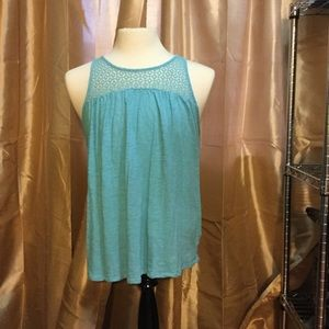 Lauren Conrad Sleeveless Top XL